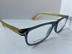 New Authentic Men's Tom Ford Optical Frame Retail $300+ w/ C