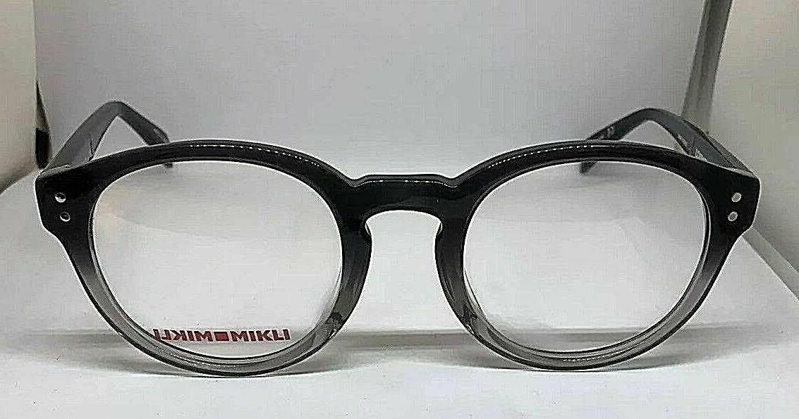 ml1228 optical eyeglasses men lady black frames