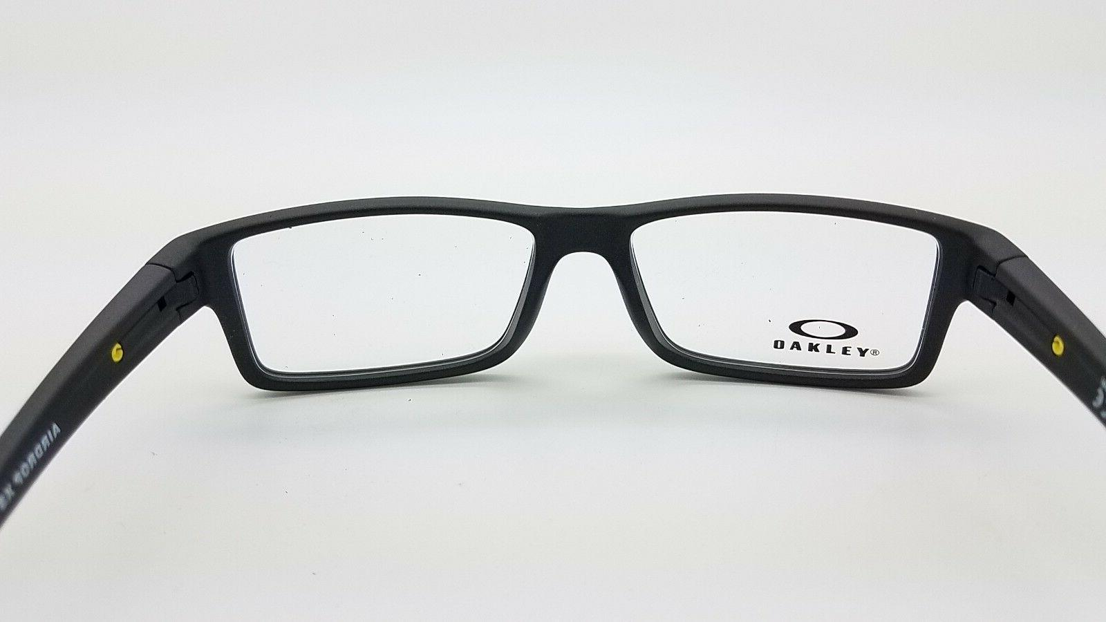 NEW Oakley Airdrop RX frame Yellow OX8006-0552 52mm Youth eye