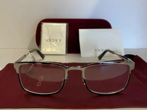 NEW Mens 006 Silver Eyeglasses Optical Frames Web