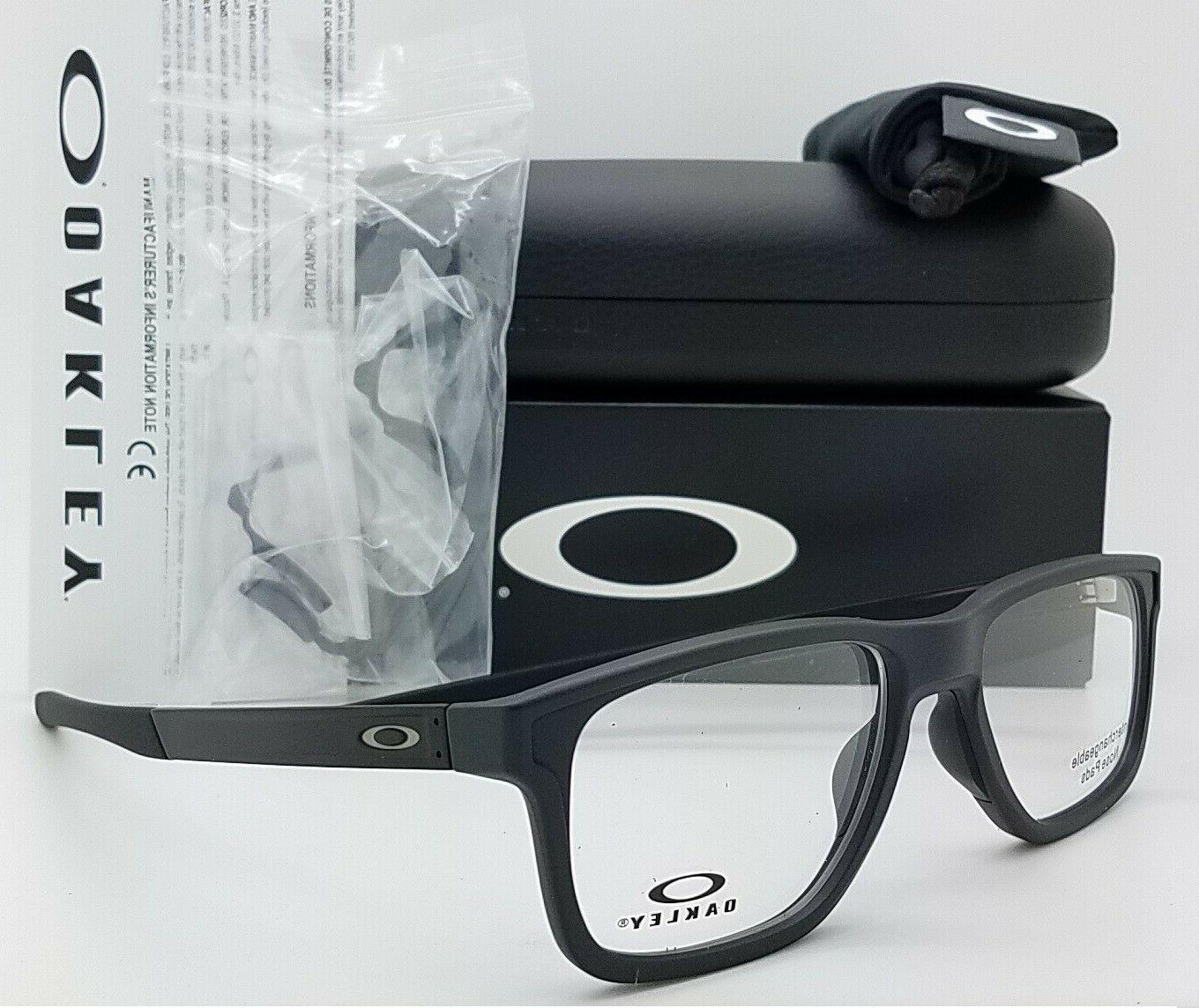 new sunder rx prescription frame satin black