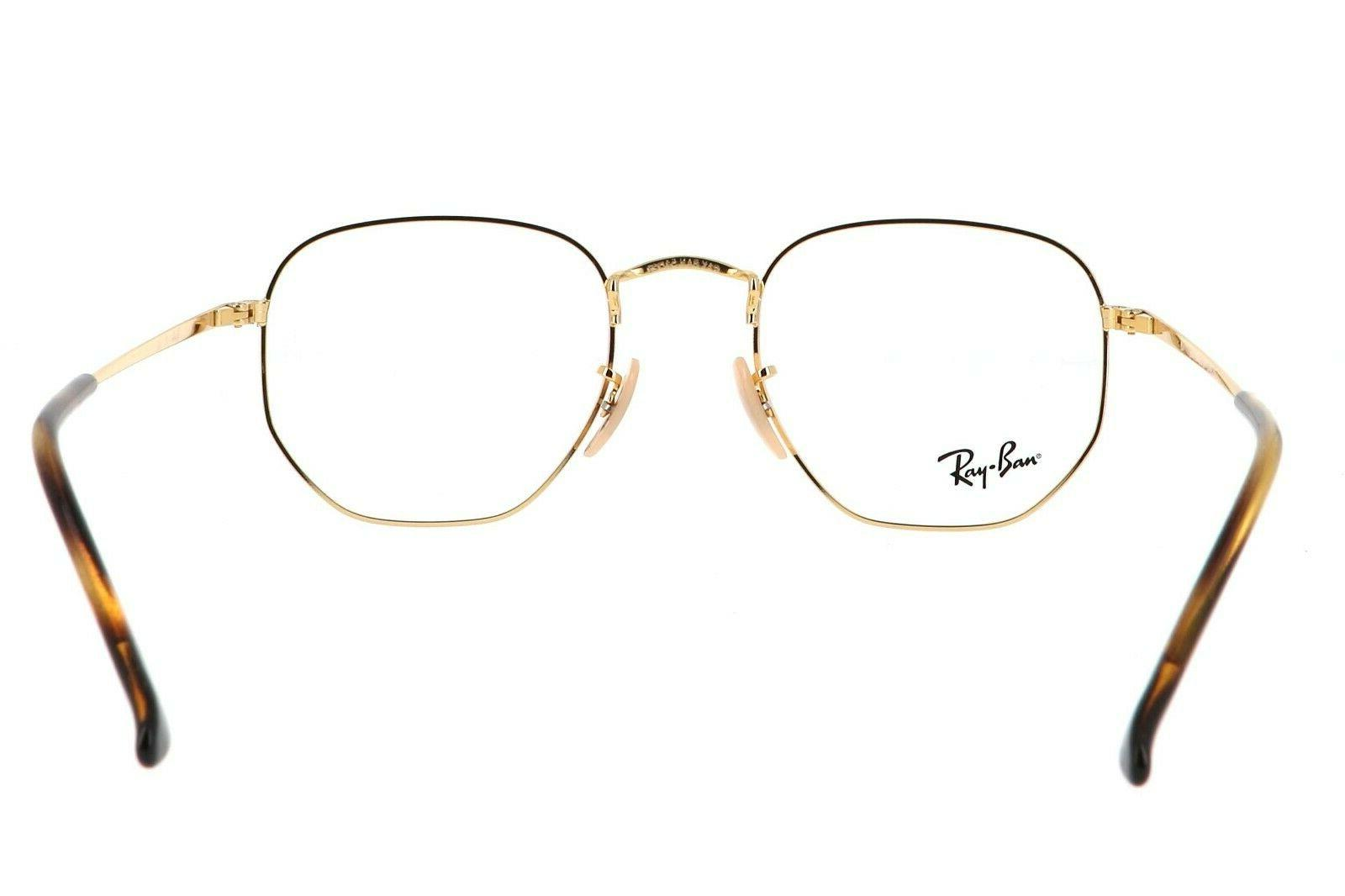 RAY BAN gold RB6448 frames! IN