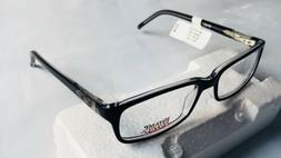 iStamp Men's  Eyeglass Frames Optical XP 618z Black 54-17-14