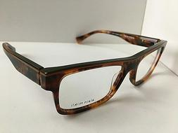 New ALAIN MIKLI A 47030 1621 54mm Tortoise Men's Eyeglasses