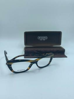 new eyeglasses hc 6108 5440 black amber